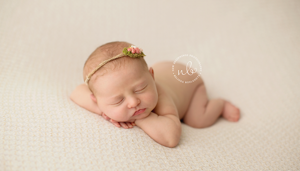 Evie, 12 days | Sydney Newborn Photography
