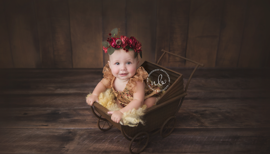 Olympia, 8 months | Sydney Baby Photography