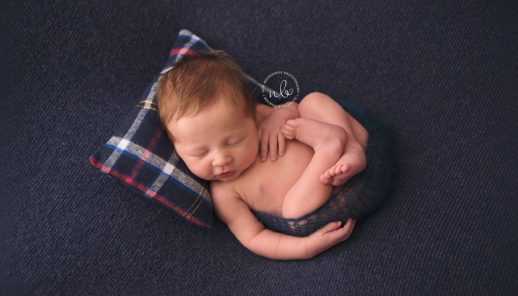 Tyrone 8 days old | Sydney Newborn Photographer