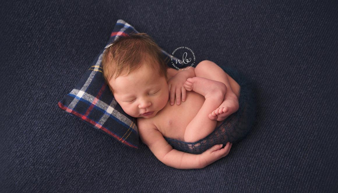 Tyrone 8 days old | Sydney Newborn Photographer