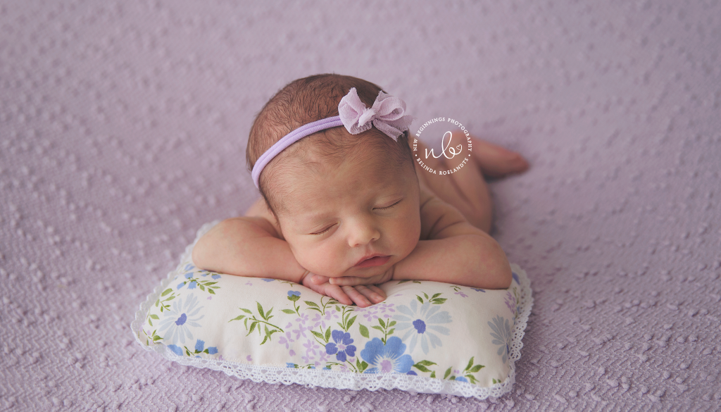 Anneliese 13 days | Sydney Newborn Photographer