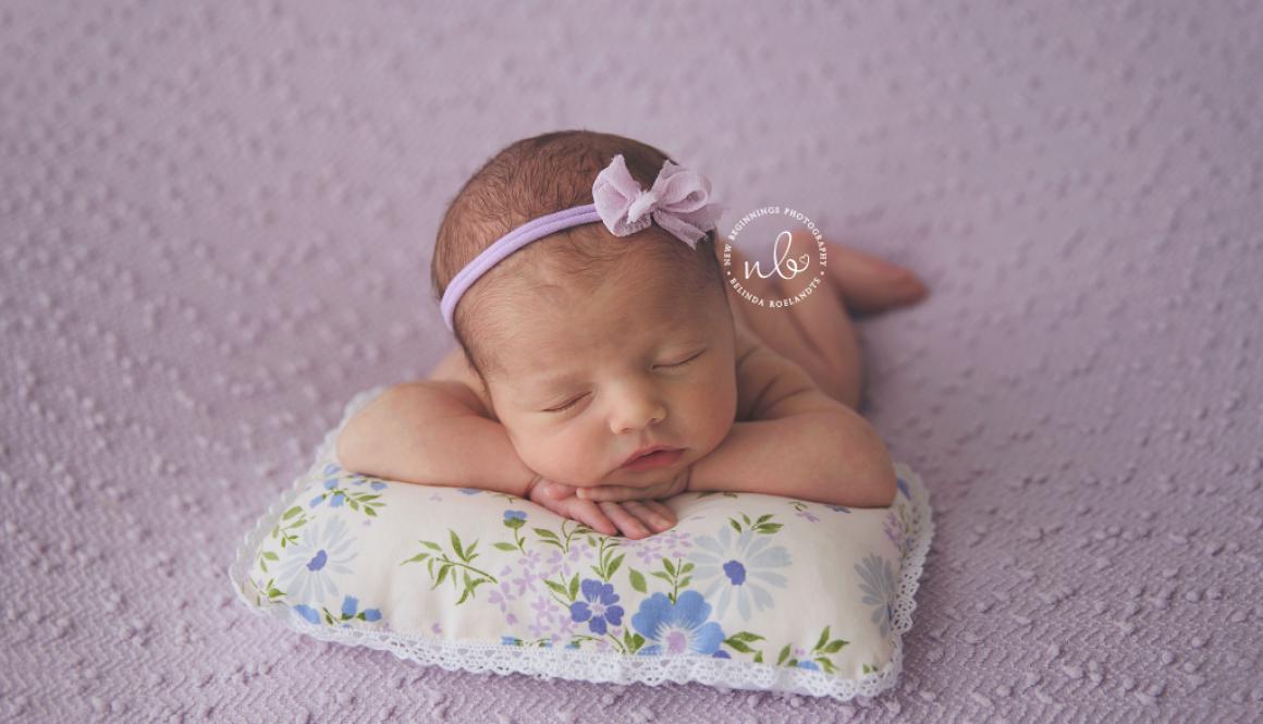 Anneliese 13 days | Sydney Newborn Photographer