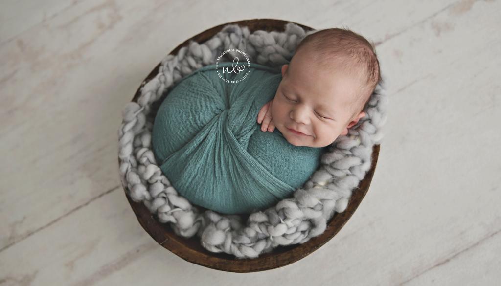 Wyatt | Sydney Newborn Photographer
